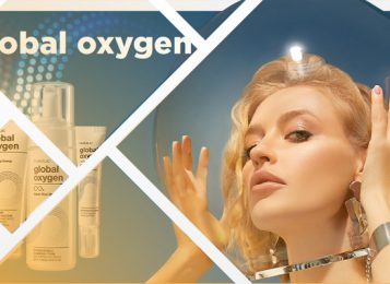 Фаберлик — пятое поколение кислородной косметики Global Oxygen