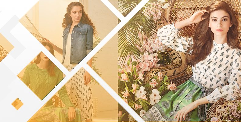 Фаберлик – коллекция одежды «Богемия»