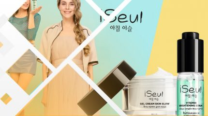 Фаберлик – корейская косметика iSeul