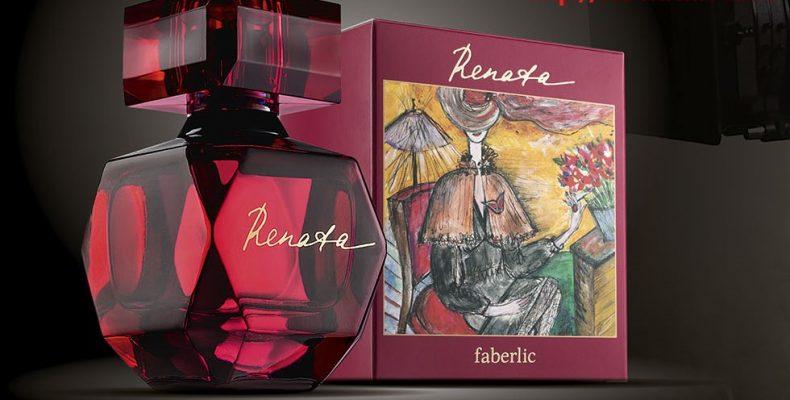 Парфюмерная вода Renata /Рената/ Фаберлик