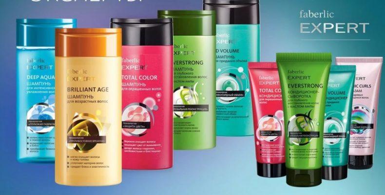 Фаберлик салон красоты для Ваших волос