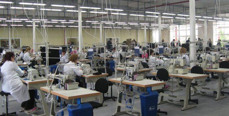 Фаберлик открыл текстильную фабрику в Роcсии