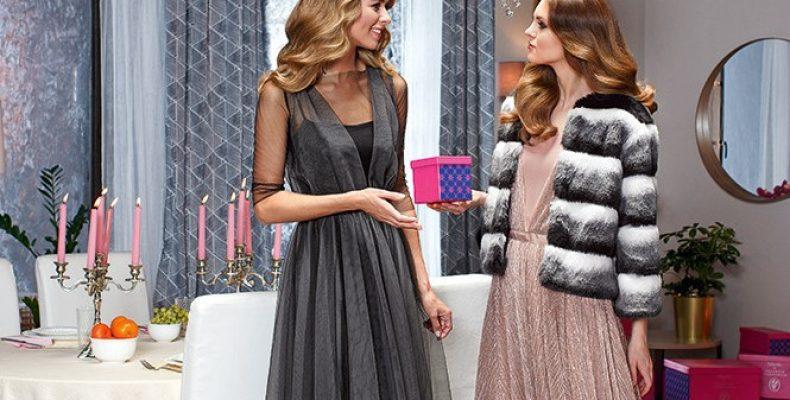 Новая коллекция одежды для Фаберлик от Валентина Юдашкина.